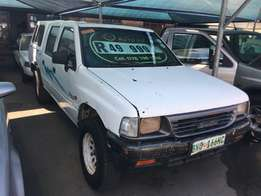 Isuzu Kb250D diesel Double Cab for sale