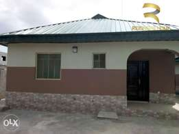 Newly built two bedroom flat of Ebute igbogbo road, valley view