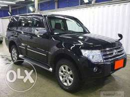 Mitsubishi pajero new model 2010 fully loaded, finance terms accepted