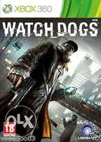 Xbox 360 watchdogs