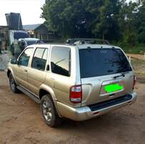 A super clean 2003 NISSAN PATHFINDER JEEP auto gear for sales
