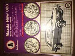 Owners Workshop Manual Mazda 323 Front Wheel Drive 1981-83