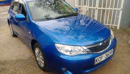 Subaru Impreza,2008,hatchback,one owner