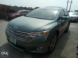 2011 Toyota venza one year registered