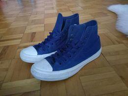 a78852a233721 Converse wysokie trampki tenisowki niebieskie 40