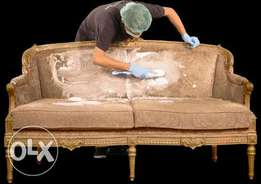 Sofa and chair cleaning services