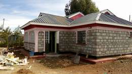 Three bedrooms house on sale at royalton in eldoret