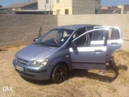 Hyundai Getz 16v 2004 Hurry