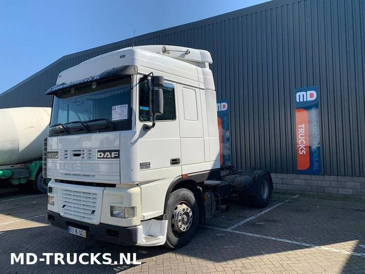 DAF XF 95 480 manual euro 2 - 2000