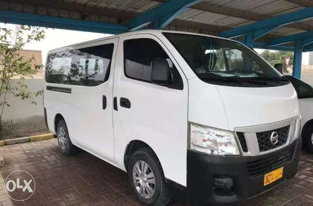 Nissan Urvan NV350 / 2015 Model / Petrol ( Can be also a bus )