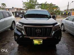 2014 Model Toyota Prado Vxl Fully Loaded V6 Used