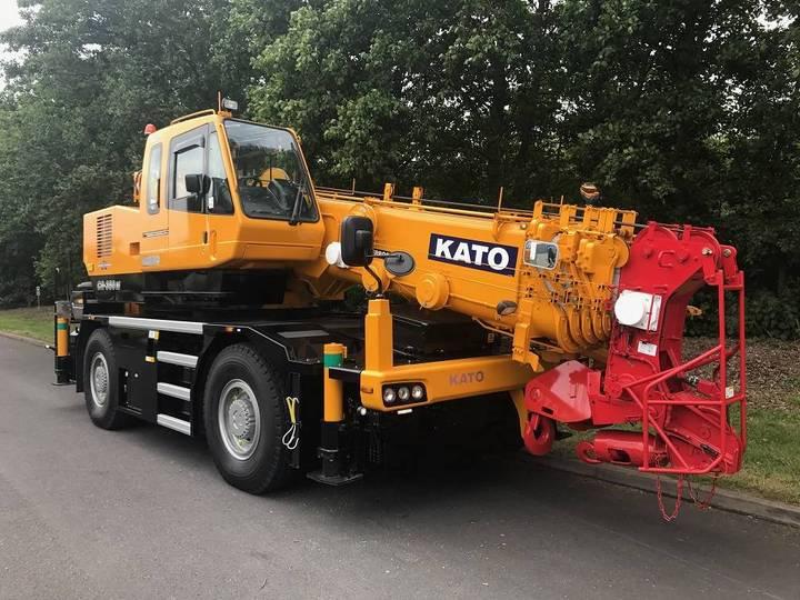Kato Cr-350ri - 2017