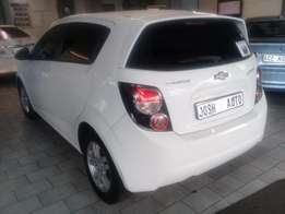 Pre owned 2012 Chevrolet sonic 1.6
