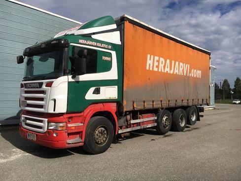 Scania R420 - 2006