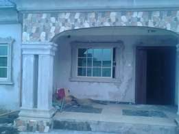 Urgent sale!!! 4bedroom bungalow for At Rukpoku