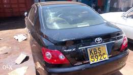Toyota Mark X KBS C for Sale. Looks and runs perfectly well in Migori