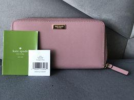 1b6b818946de9 Sprzedam nowy portfel KATE SPADE -50% duzy skórzany