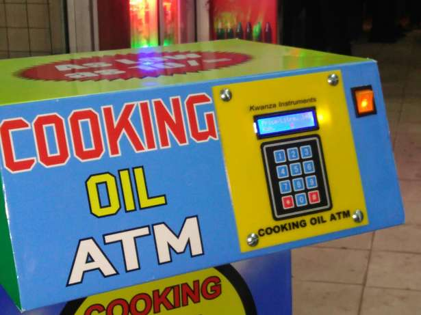Cooking Oil ATM Nairobi CBD - image 2