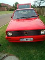 Vw citi golf 1999 model 1.4 l petrol for sale