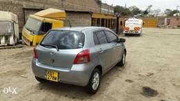 Vitz, 2007, well maintained