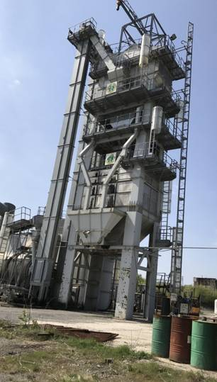 Bernardi MIC S 175 E220 asphalt plant - 2008