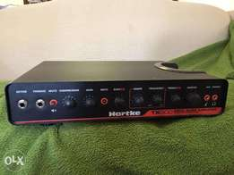 Hartke TX600 bass amp head, like new