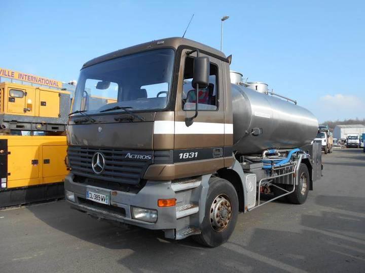 Mercedes-Benz Actros 1831 - 1999
