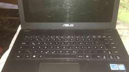 Neat Asus x451, 4th generstion dual core laptop, 4gig ram