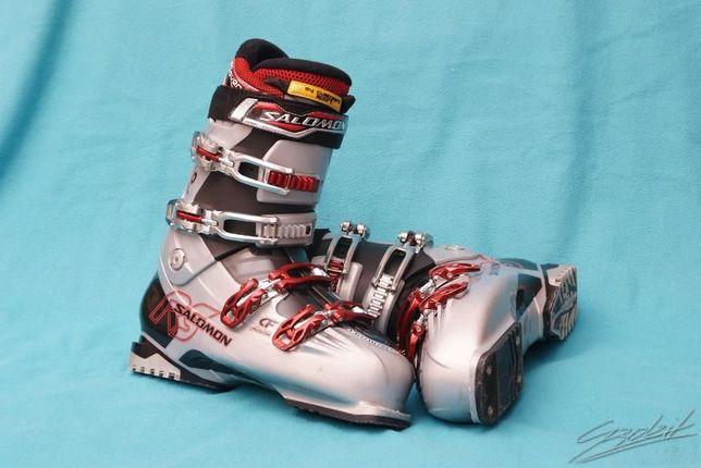 SALOMON MISSION RS 7 BUTY NARCIARSKIE sklep narciarski