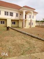 3 bedroom duplex with Boys quatre for sale