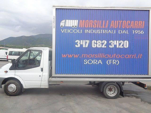 Ford TRANSIT 140 VELA PUBBLICITARIA - 2012