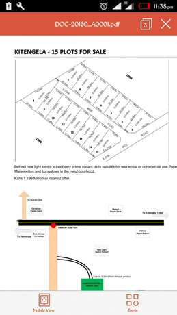 Plots for sale in kitengela behind newlite girls Nairobi CBD - image 4