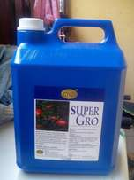 SUPER GRO (Liquid organic fertilizer)