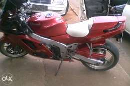 600cc runs like a dream start n go all paper work on hand