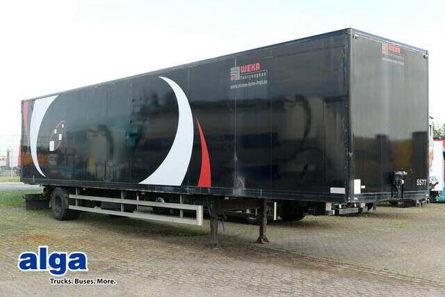 SAF weka koffer, 1 achser, 13,5 m. lang, 90 m?., - 2006