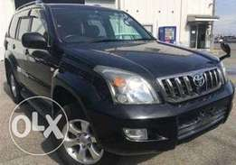 2009 Toyota Landcruiser Prado Diesel powered