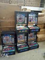 Slot machines and spares