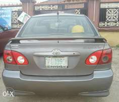 Toyota corolla sport '03 edition,keyless entry with everything working