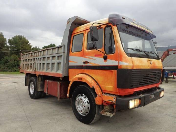 Mercedes-Benz 1632(4X2) KIPPER - 1987
