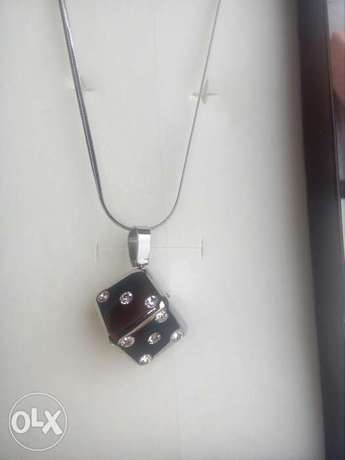 Lasting steel pendant and chain Ilorin West - image 1