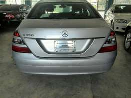 Marcendez benz S350 silver color