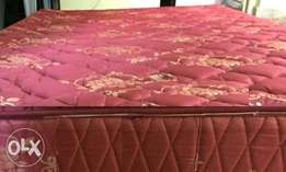 5by6 unused quinted HD foamed matress, 7inch thick