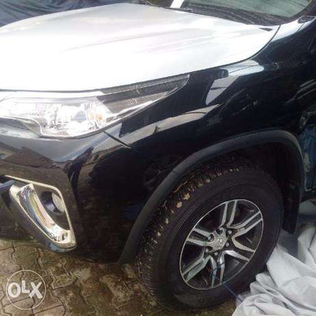 Band New Toyota Fortuner 2017 Model Wuse II - image 2