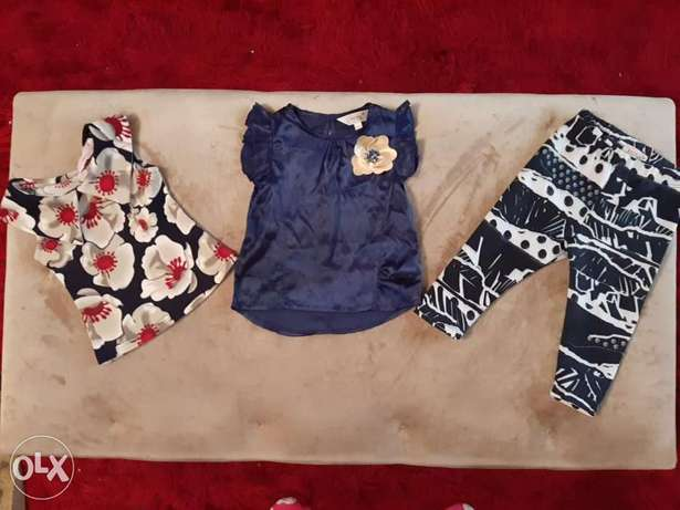 Red tag baby girl clothing up to 2 yearsملابس بناتي حتي سنتين ريد تاغ