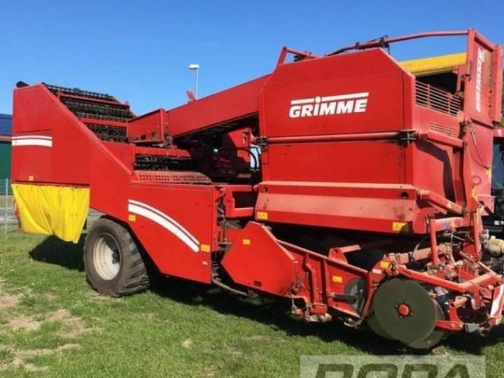 Grimme Se 150-60 Nb - 2012