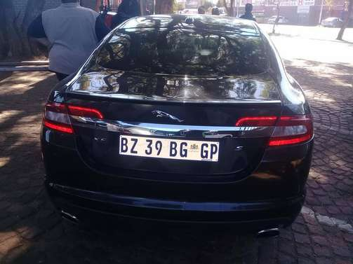 Jaguar Xf In South Africa Value Forest