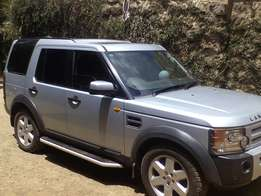 Land Rover discovery 3 on sale