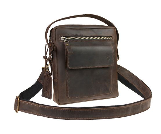 6c2311383f0e Кожаная мужская сумка натуральная кожа ручная работа фирма sullivan  Чернигов - изображение 1