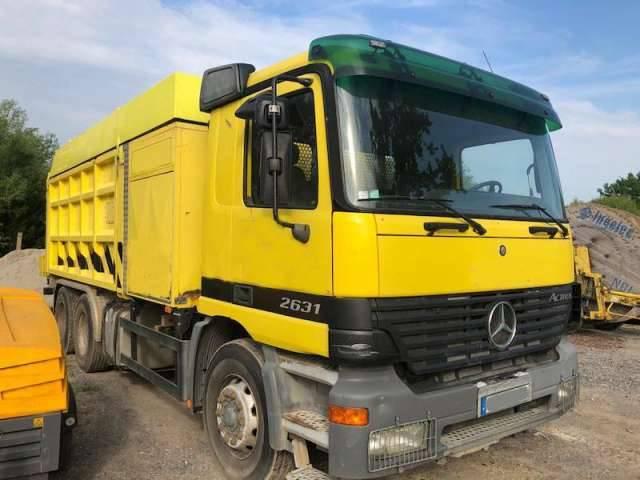 Mercedes-Benz 26 31 - 2002