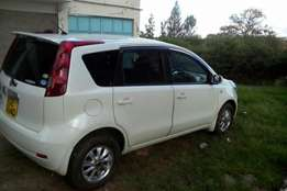 Nissan note special offer